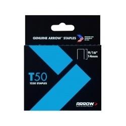 AGRAFE ARROW T50-10MM PAQUET1250