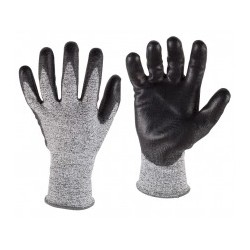 GANTS TECHNIQUE RESISTANTS COUPURES XXL