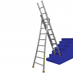 LOCATION ECHELLE TRANSFORMABLE ESCALIERS