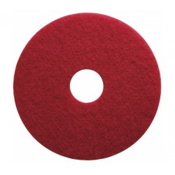 PAD LUSTRAGE ROUGE FIBRE POLYESTER 406MM