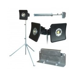 LOCATION PROJECTEUR A LED DE SOL 50W 3500 Lumen