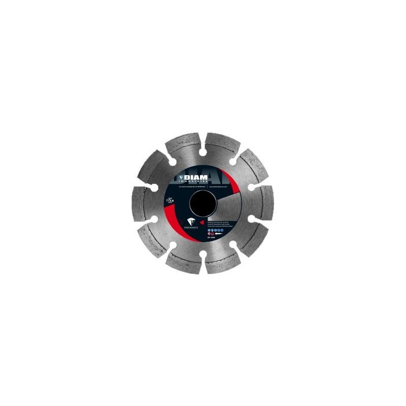 DISQUE DIAMANT BETON - UNIVERSEL MATERIAUX Ø150MM