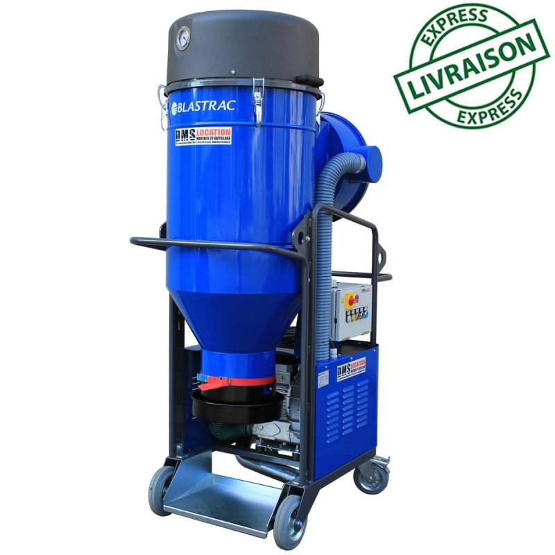LOCATION ASPIRATEUR FILTRATION ABSOLUE CLASSE H14
