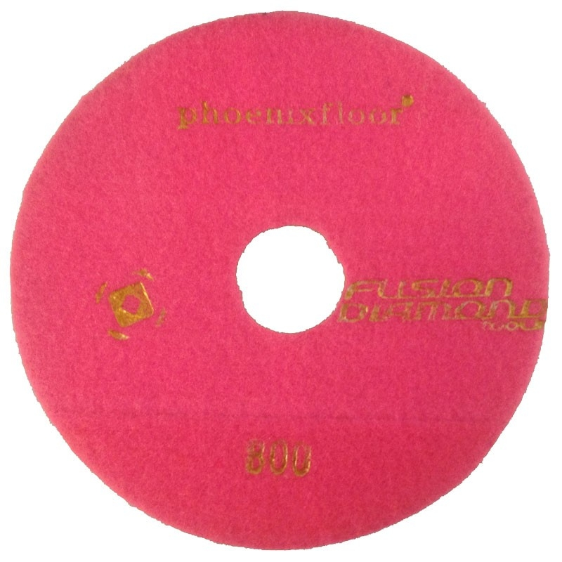 PAD RESINE ROSE GRAIN 800