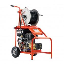 Déboucheur de canalisation thermique puissant Ridgid KS 3100
