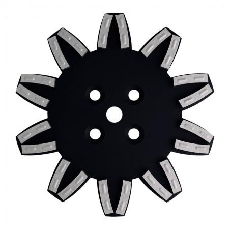PLATEAU STAR NOIR 250MM