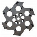PLATEAU NINJA GRIS 12 SEGMENTS 250MM
