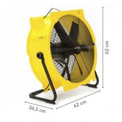 location extracteur air gros volumes